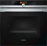 Siemens Forno Incasso Elettrico Ventilato 67L 60 cm Autopulente Pizza HM636GNS1