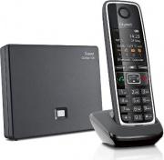 Gigaset S30852-H2727-K101 Telefono Cordless DECT Segreteria Telefonica multiricevitore Nero C530A