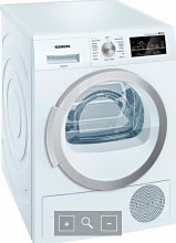 Siemens Asciugatrice Asciugabiancheria 7 Kg Condensazione Pompa Calore WT47W467