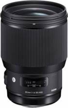 Sigma 1512321955 Obiettivo 85mm F1.4 DG HSM Art (Nikon F (FX))
