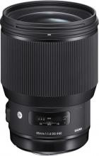 Sigma 1513321954 Obiettivo 85mm F1.4 DG HSM Art (Canon EF)