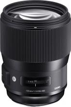 Sigma 6030834 Obiettivo 135mm F1.8 DG HSM Art (Canon)