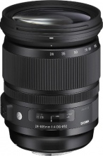 Sigma 635955 Obiettivo 24-105mm F4 DG OS HSM (Nikon)