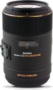 Sigma 85126258542 Obiettivo 105mm F.2,8 canon EX DG OS HSM (Canon)