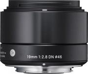 Sigma F2.8 EX DN Obiettivo 19mm  (Sony E (NEX))