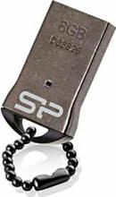 Silicon Power SP008GBUF2T01V1K Chiavetta USB 8 GB Pen drive USB 2.0  Touch T01