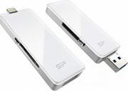 Silicon Power Pen Drive 64 gb Chiavetta USB Flash Drive Iphone SP064GBLU3Z30V1W
