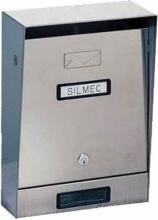Silmec 10-002 Cassetta Lettere Ino x