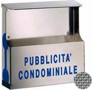 Silmec 41-512.25 Cassetta Pubblicita Ino x Tetto 41-512