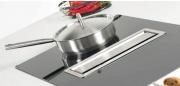 Silverline 3.05000.69.495.01 Piano Cottura Induzione 4 Fuochi Elettrico Incasso