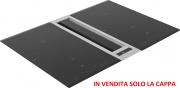 Silverline 3417_73 Cappa Cucina Incasso 75 cm colore Nero