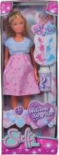 Simba 105733388 Bambola Welcome Baby Steffi Love