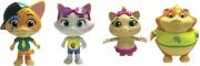 Simba Luci e Suoni 44 Gatti Smoby 44 Gatti Personaggi 15 cm