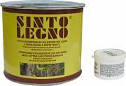 SintoLegno 102 Mastice Stucco Legno presa rapida 750 ml Chiaro