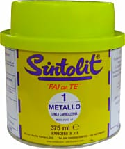 Sintolit 301 Stucco Metallo ideale per Filettature spanate 375 ml