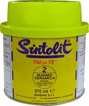 Sintolit 302P Stucco Marmo  Ceramica  Porcellana 375 ml colore Paglierino