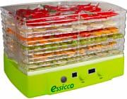 Siqur Salute ESSICO Essiccatore Alimenti Elettronico Potenza 550 W colore Verde