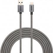 Sitecom CA-004 Cavo USB 2 m 3.2 Gen 1 (3.1 Gen 1) USB C USB A Nero, Bianco