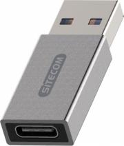 Sitecom CN-397 Adattatore USB-A ad USB Type-C colore Grigio