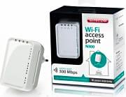 Sitecom Access Point Wifi N300 - Wallmount WLX-2005