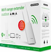 Sitecom Range extender wireless WiFi 300 Mbits N300 Outdoor WLX2100