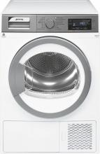 Smeg DHT83LIT-1 Asciugatrice Classe A+++ 8 Kg Inverter Pompa di Calore 61 cm DHT83LIT