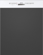 Smeg PL65222BIN Lavastoviglie da Incasso Frontalino a Vista 13 Coperti E 60 cm