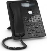 Snom 3916 Telefono IP Cornetta Cablata 12 Linee colore Nero D725 0000