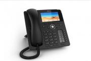 Snom 4349 Telefono IP Cornetta Cablata TFT 12 Linee colore Nero D785 0000