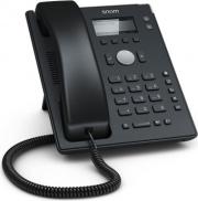 Snom 4361 Telefono IP Cornetta Cablata 2 Linee colore Nero D120 0000