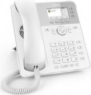 Snom 4398-SNO Telefono IP Cornetta Cablata TFT colore Bianco D717 00004398