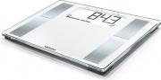 Soehnle 63868 Bilancia Pesapersone Digitale max 180 Kg BMI  Shape Sense Profi 100