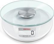 Soehnle 65847 Bilancia da Cucina Elettronica Display LCD Bianco