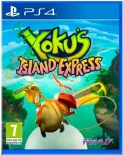 Sold Out 1027652 Videogioco per PS4 Yokus Island Express Azione 7+
