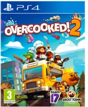 Sold Out 1028383 Videogioco per PS4 Overcooked 2 Party 3+