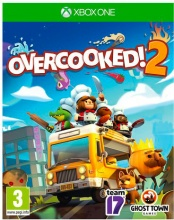 Sold Out 1028385 Videogioco per Xbox One Overcooked 2 Party 3+
