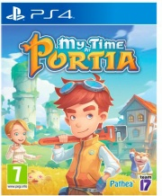 Sold Out 1032968 PS4 My Time At Portia Avventura 7+