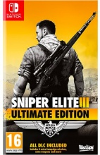 Sold Out 1033960 Switch Sniper Elite III Ultimate Edition Tiratore 18+