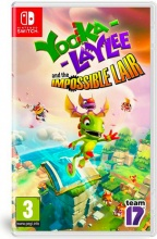 Sold Out 1036723 Switch Yooka Laylee And The Impossible Lair Platform 3+