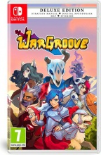 Sold Out 1038071 WarGroove Switch Strategico a turno 7+