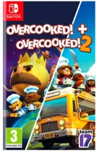 Sold Out 1040111 Switch Overcooked! + Overcooked! 2 Azione 3+