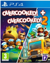 Sold Out 1040112 PS4 Overcooked! + Overcooked! 2 Azione 3+
