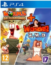 Sold Out 1040114 PS4 Worms Battlegrounds + Worms WMD Azione 12+