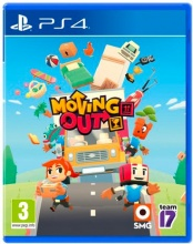 Sold Out 1049858 Moving Out Videogioco per Play Station 4