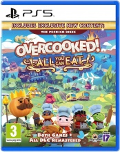 Sold Out 1060845 Videogioco Overcooked All You Can Eat