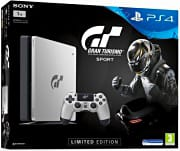 Sony Playstation 4 Console PS4 1TB Gran Turismo Sport 49909064 Limited Edition