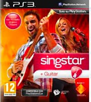 Sony SingStar Guitar, PlayStation 3 PS3 ITA - 9192572