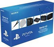 Sony Cinturino polso Panno per pulizia PS Vita Starter Kit 9296614