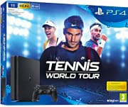 Sony 9409373 Consolle PlayStation 4 PS4 Slim 1TB + Gioco Tennis World Tour