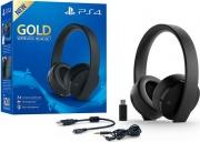 Sony 9455165 Cuffia Gaming PS4 Wireless 7.1 per Bluetooth colore Nero  Gold